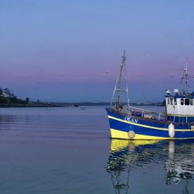 Crosshaven trawler Cork